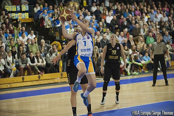 7. Julie Allemand (Castors Braine)